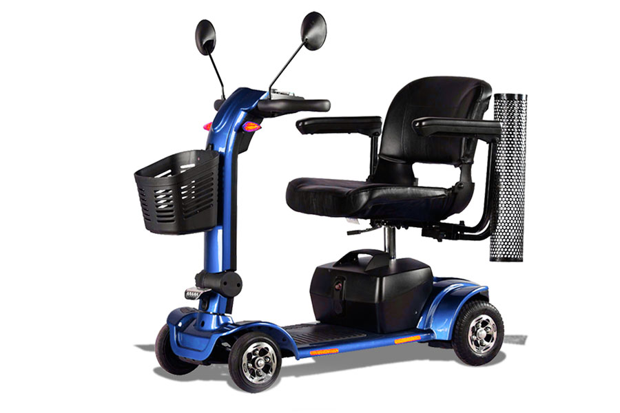Scooter Eléctrico Turtle ADJ de Movilidad reducida 250w