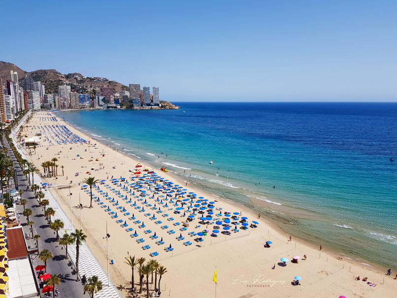 Benidorm A Safe Place For Tourism