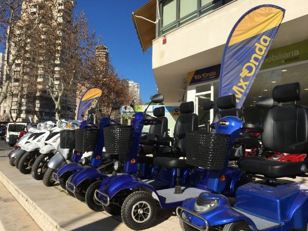 Mobility Scooter Sales Hire Repair Benidorm